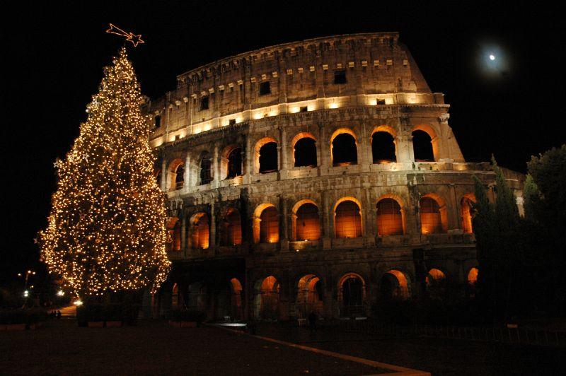 La Festa dell'Immacolata a Roma