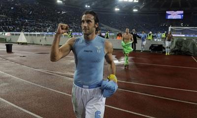 Klose a tutta birra. Lazio-Inter 1-0