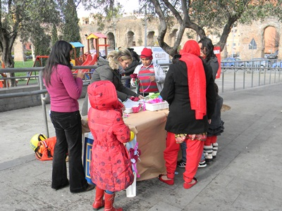 Torpignattara. 'Festa del verde pubblico' al Parco Giordano Sangalli