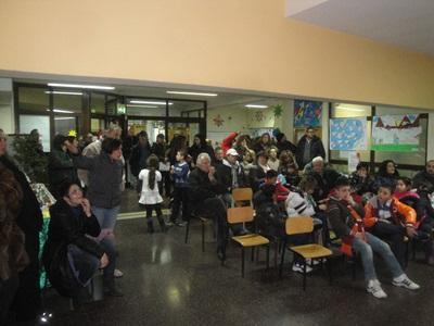 Assemblea Pubblica per la messa in sicurezza della Ex Scuola Vittorini a Tor Sapienza