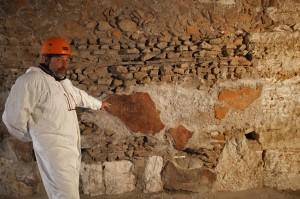 Nuove scoperte al Colosseo