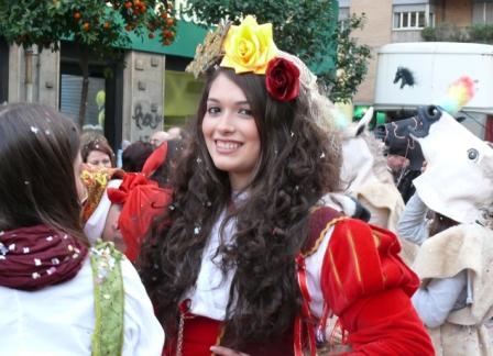Gran Carnevale Romano 2013, il 10 febbraio, cambia area, causa lavori