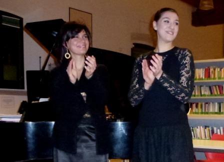 La Scuola di Musica Anton Rubistein in concerto alla Biblioteca Vaccheria Nardi