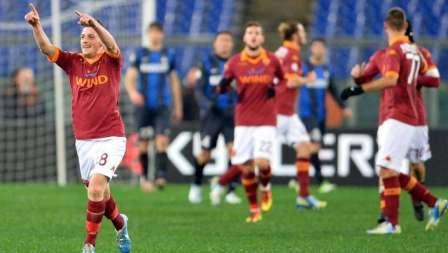 Roma-Inter 2-1: i giallorossi vincono il primo round