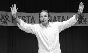 Alessandro Serra in 'Ma che domande fai?' al Teatro Ambra