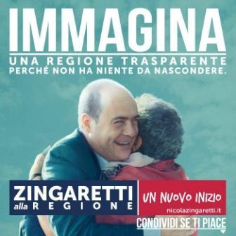 Furto nella sede del comitato elettorale di Nicola Zingaretti