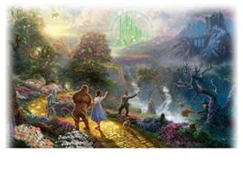 Il mago di Oz al teatro Sistina