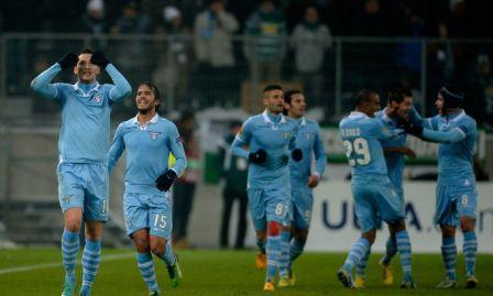Borussia Lazio 3-3: una girandola di emozioni