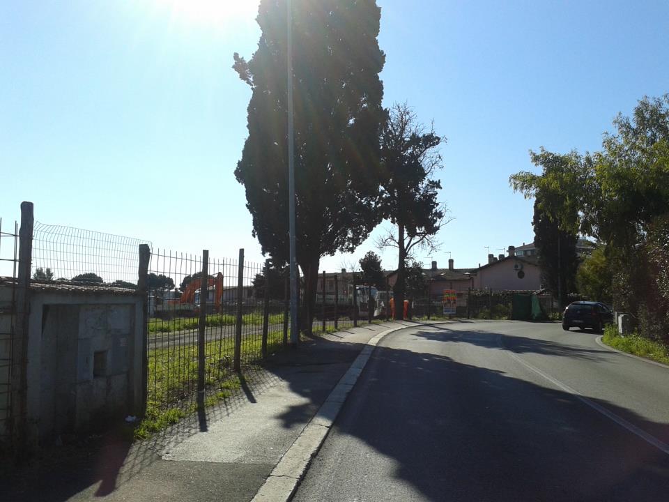 Casalotti, parte il raddoppio di via Boccea
