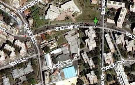 In arrivo la riqualificazione dell'area di v. Tondi a Pietralata