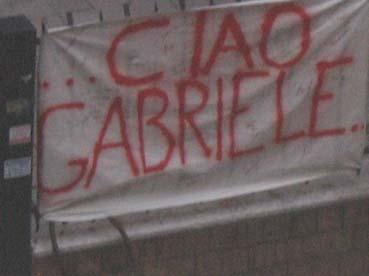 Ciao Gabriele