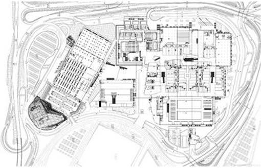 Il mega centro commerciale Porta di Roma. Dal 25 luglio sarà il polo dello shopping più grande d'Europa
