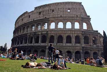 Solo il Colosseo tra le nuove sette meraviglie del mondo