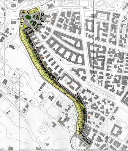 Presentato ai cittadini il progetto del parco integrato - Ugc porta di roma programmazione ...