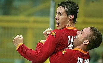 I giallorossi piegano l'Udinese dopo un incontro bello e difficile