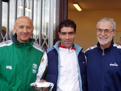 Filaly Tayeb e Janate Hanane sono i vincitori della Corri per il Parco 2007