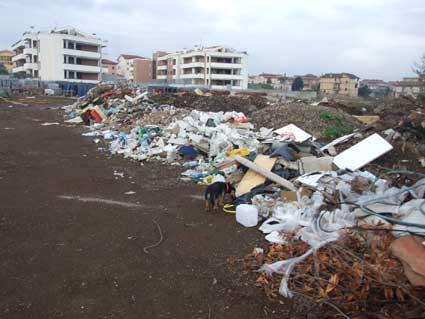Viaggio a Lunghezzina 2 tra vecchie e nuove discariche