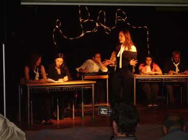 """Un successo di pubblico per """"Il Bar sotto il mare"""" al teatro della Piranesi"""