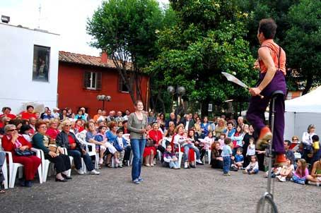Villa De Sanctis, l'Associazione Italiana Casa festeggia il suo cinquantenario