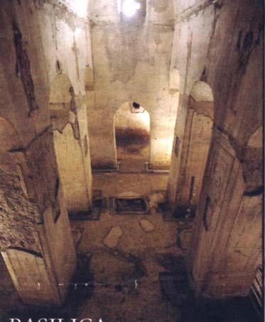 La basilica sotterranea di Porta Maggiore