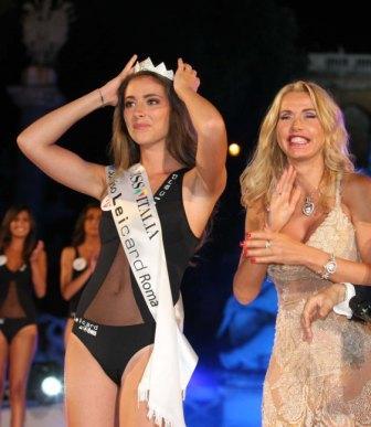 Tania Gargari, romana, rappresenterà il Lazio a Miss Italia a Salsomaggiore