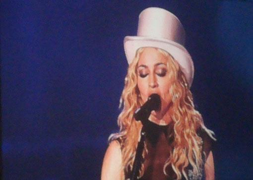 Il concerto di Madonna a Roma