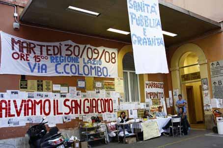 Esposto di Italia Nostra alla Procura sul San Giacomo