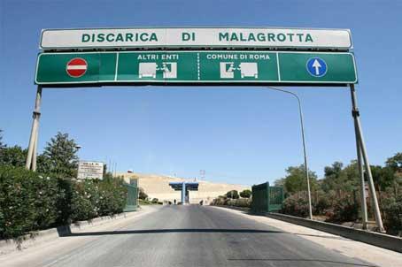 Marrazzo: serve una nuova discarica a Roma