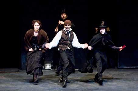 """Scrooge"" al Teatro Valle"