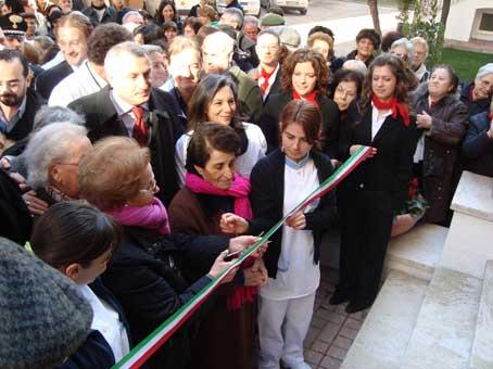 Inaugurato il presidio integrato Santa Caterina delle Rosa