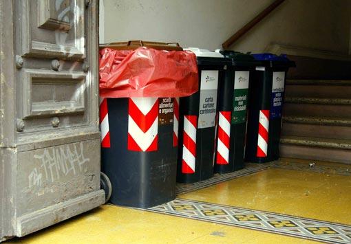 "Ama: a Trastevere, ampliata la fascia oraria mattutina di ritiro dei rifiuti ""porta a porta"""