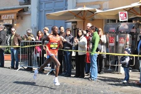 Africa e ancora Africa alla quindicesima Maratona di Roma