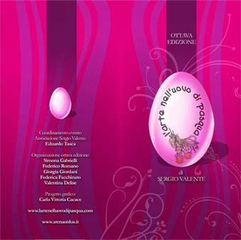 L'arte nell'uovo di Pasqua all'Open Colonna