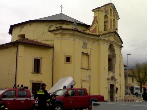 L'Emergenza Terremoto Abruzzo raccontata da una volontaria della Croce Rossa