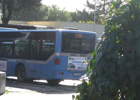 Quando il trasporto pubblico collegherà Castel di Guido con Roma?