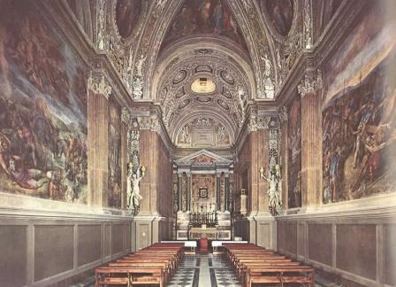 Torna a splendere la Cappella Paolina dopo sette anni di restauro