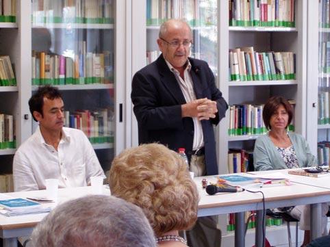 Presentato 'Le parole salvate' diVincenzo Luciani e Riccardo Faiella
