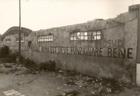 Puzza nauseabonda dal Depuratore Acea Roma Est