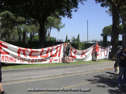 Manifestazione per la casa alla Regione Lazio