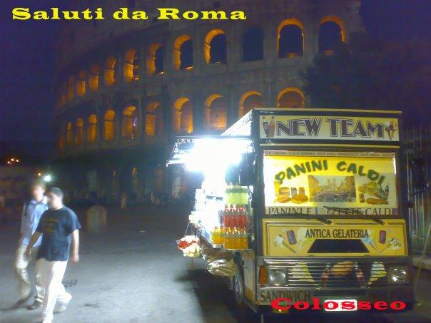 Saluti da Roma. I camion-bar del Centro storico
