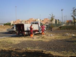 AMA, pulizie straordinarie in 9 strade dell'XI Municipio