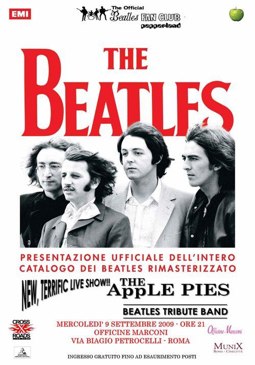 I Beatles rimasterizzati alla Romanina