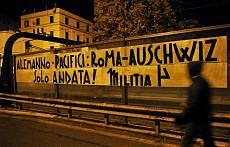 Episodi di razzismo contro la comunità ebraica a Roma