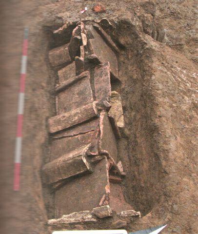 Scoperte a Massimina due tombe del IV-V secolo avanti Cristo