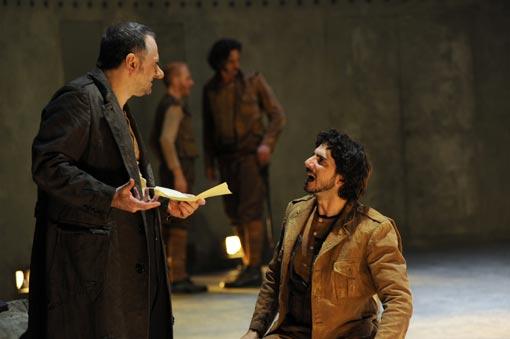 Al teatro Argentina il Cyrano de Bergerac