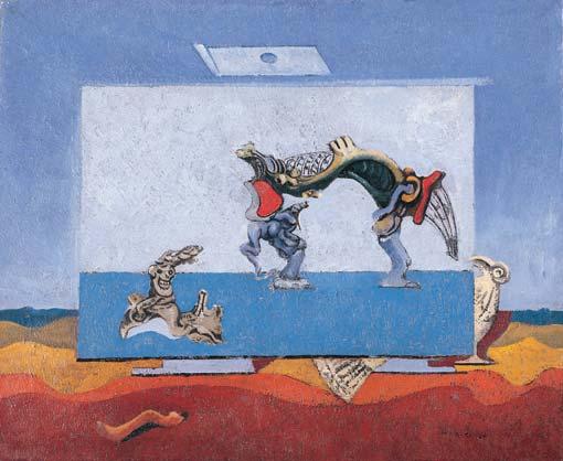 'Dada e surrealismo riscoperti' nelle sale del Vittoriano