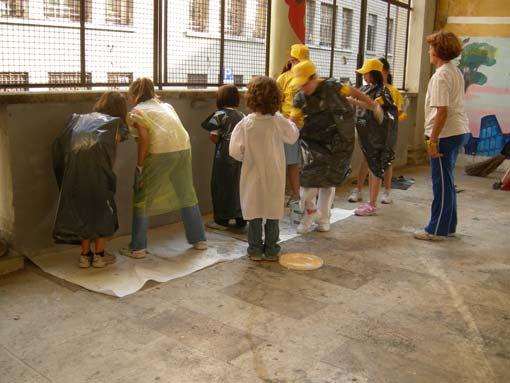 Le attività dell'associazione Genitori del Rione Esquilino