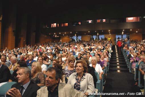 Festa dei nonni al Palazzo dei Congressi dell'Eur