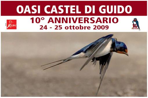 L'Oasi Lipu di Castel di Guido compie 10 anni
