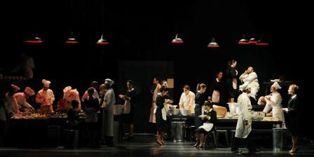 Teatro Italia: palcoscenico affollato fino al primo novembre con la The Kitchen Company